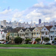 Alamo Square — Stock Photo