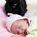 New born baby — Stock Photo #18385381