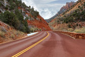 Zion National Par — Stock Photo