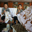 Batik Factory - Stock Photo