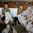 Stock Photo: Batik Factory