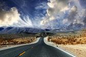 Death Valley in Nevadia — Foto de Stock