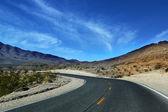 Death Valley in Nevadia — ストック写真