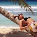 Woman in bikini — Stock Photo #24463821