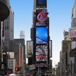 Times Square. New York City — Stock Photo #26135587