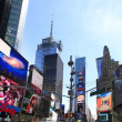 Times Square. New York City — 图库照片
