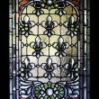 Stained-glass window — Stok fotoğraf