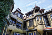 Winchester mystery house — Stok fotoğraf