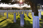 San Francisco National Cemetery — 图库照片