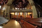 Stanford university church — Stock Photo
