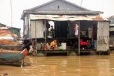 Tonle Sap lake — Foto de Stock