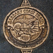 Sign of Barbary Coast Trail in San Francisco — Stock Photo #49502603
