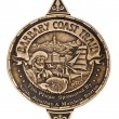 Sign of Barbary Coast Trail in San Francisco — Stock Photo #49502605