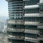 Petronas towers — Stock Photo #6157288