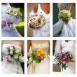 Wedding bouquets — Stock Photo #6224656