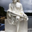 Statue at Grand Bassin lake — Stock Photo #8879047