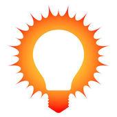 Bulb — Stock Vector