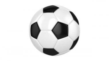 Soccer Ball — Stock Video