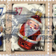 Stamp printed in USshows Holiday Ornaments — Stock Photo #12683685