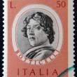 ������, ������: Stamp printed in Italy shows Sandro Botticelli
