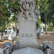 Ancient tomb in cemetery — ストック写真 #13787862