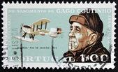 Portugal - circa 1969 : un timbre imprimé au portugal montre gago coutinho, circa 1969 — Photo