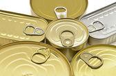 Abridor de comida enlatada — Foto Stock