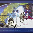 ARGENTINA - CIRCA 1995: A stamp printed in Argentina shows The Little Prince and Antoine de Saint-Exupery, circa 1995 - Stock Photo
