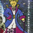 ARGENTINA - CIRCA 1995: A stamp printed in Argentina shows The Little Prince, circa 1995 — Stock Photo #23140664