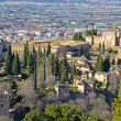 Alhambra, Spain - Stock Photo