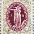 AUSTRIA - CIRCA 1991: stamp printed in Austria shows  The Magic Flute by Wolfgang Amadeus Mozart, circa 1991 - Stock Photo