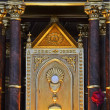 Catholic Church Tabernacle, Andalusia, Spain — Stock Photo