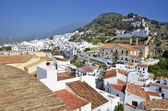 View of Frigiliana, Malaga, spain — Stok fotoğraf