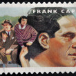 UNITED STATES OF AMERICA - CIRCA 2012: A stamp printed in USA dedicated to the Great Film Directors First-Class Forever, shows Frank Capra, circa 2012  — Stock Photo