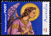 AUSTRALIA - CIRCA 2005: A stamp printed in Australia shows an Angel, circa 2005 — Foto de Stock