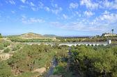 Jarandilla river, Jaen, Andalusia — Stock Photo
