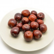 Delicious fresh jujube — Stock Photo #33684535