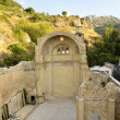 Ruins of Santa Maria church in Cazorla, Spain — Stock Photo