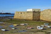 """Caleta"" Beach of Cadiz — Stock Photo"