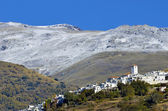 View of Capileira, town in Sierra Nevada, Granada — Stock Photo