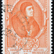 BELGIUM - CIRCA 1952: A stamp printed in Belgium shows Jean Baptiste Leschenault de la Tour - French botanist and ornithologist, circa 1952 — Stock Photo #42662667