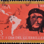 Ernesto Che Guevara - legendary guerrilla — Stock Photo #8692595