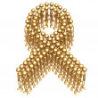 Awareness Ribbon — Foto Stock
