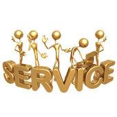 Service — Foto Stock