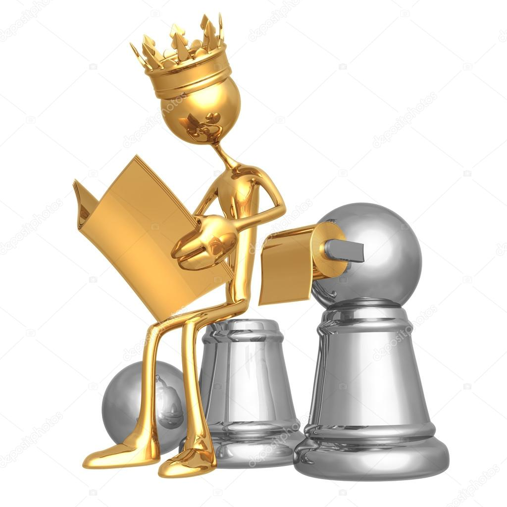 Royal Throne — Stock Photo #12265919