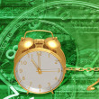 Chained To Time — Stock Photo