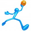 Basketball — Stock Photo #12278052