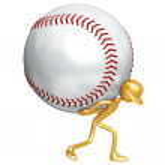 Baseball Atlas — Stock Photo