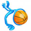 Basketball Obsession — Stock Photo #12280010