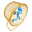Hamster Wheel Runner Concept - Photo